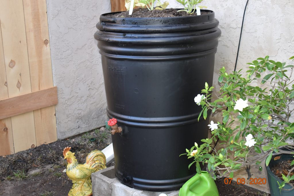 Earthminded Rain Barrel